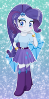 .: Rarity - The Element of Generosity :. by GamingGoru