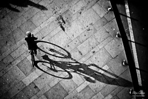 Riding Shadows by fcarmo-photography