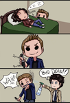 Bad Dean! by guardian-angel15