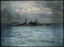 Here Comes the Navy by RMS-OLYMPIC