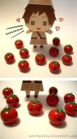 Tomato King by whitefrosty