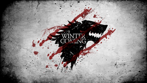 Game of Thrones Winter is Coming Wallpaper by nmorris86