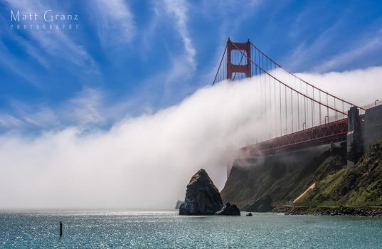 A Day in the Fog by MattGranzPhotography