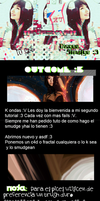 Disque smudge :3 Tutorial by Kriisx