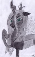 The Changeling Queen by DarkMysteryCat