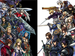 Dissidia 011 Wallpaper by Ninjadark21