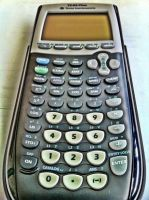 TI-84 in HDR by Cheather