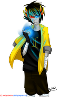 Sollux Captor by Timeless-Knight