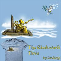 The Clockwork Dove by kevlar51