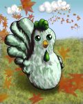 Cucco of Winds by ColorCosmosFlurry