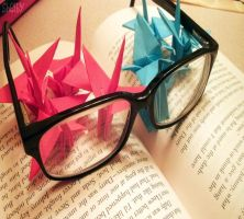3D Glasses by AlpineAlice88