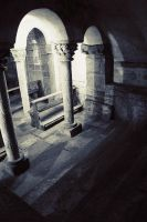 Romanesque II by Nevery