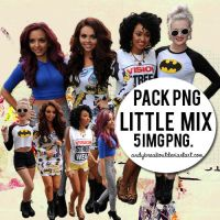 Pack PNG Little Mix by Innuend