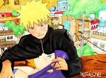 NaruHina. I'm here for you by beiitaLove