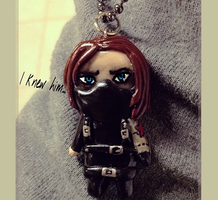 Winter Soldier Charm by Comsical