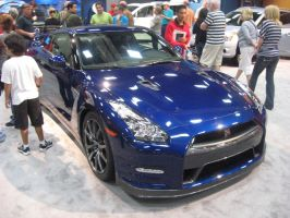 Nissan GT-R Black Edition by granturismomh