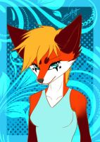 [Gift: Rosical] Flame Revamped by CocoFoxStudios