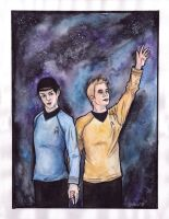 Star Trek XI: Together. To the Stars by Yume07