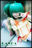macross frontier: ranka lee by kim-tram