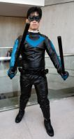 Nightwing Cosplay Pic 1 NYCC 2012 by DKANG0316