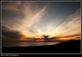 African sky by roodpa