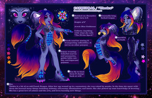 Cathedral Ref Sheet by nauticaldog