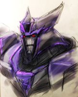 TFP Galvatron by Jit-Seven