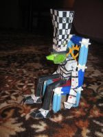 Alice Madness Returns Mad Hatter Papercraft by MechaSonicfromComics