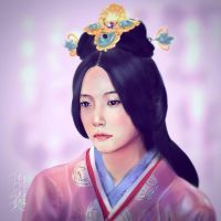 Luodan Wang (The Virtuous Queen of Han) by thechinchen
