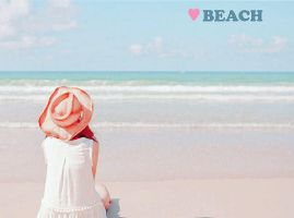 luv beach by cafeine-toism