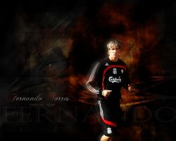 Fernando Torres by toon-cubed