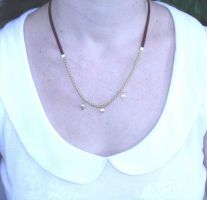 FREE SHIPPING Idit Stern Autumn Beauty Necklace by iditstern