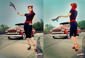 Rockabilly Rumble59 by GretelMaCabre