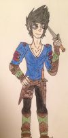 Orion the Rogue by TigerLily45