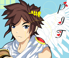 Pit: Kid Icarus by Jaiyo-Ito