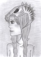 aph: Sol (adult) by LoveEmerald