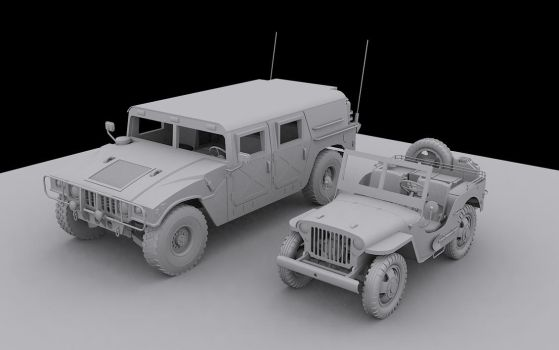 Jeep by ld810103