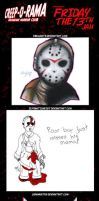 Friday the 13th-Art Jam by DW-DeathWisH
