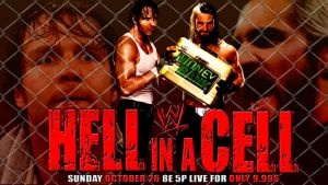 HELL In A CELL 2K14 by 19genocide87