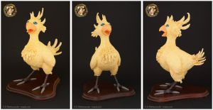 Chocobo by Kilh