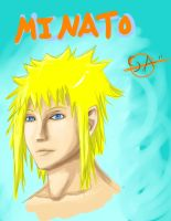 Minato by Ladywiththeface