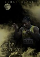 Yohan The Beast Blake by thomasdyke