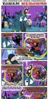 NIGHTMARE NIGHT - TIREK RETURNS! by INVISIBLEGUY-PONYMAN