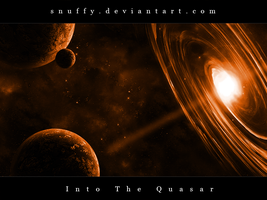 Into the Quasar by snuffy77