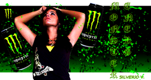 Monster Energy by silver2545