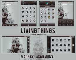 Living Things - Linkin Park by AsadMirza