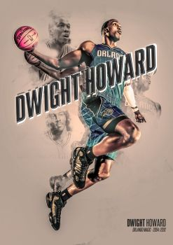 Dwight Howard by SpiderIV