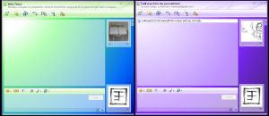 MSN messenger backgrounds 01 by Kimahri-Ronso
