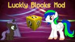 Luckly Blocks Mod Cover by Fireblade804