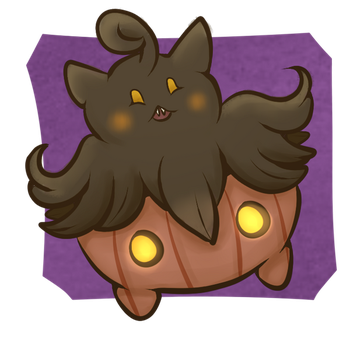 Pumpkaboo by Tuxisthename